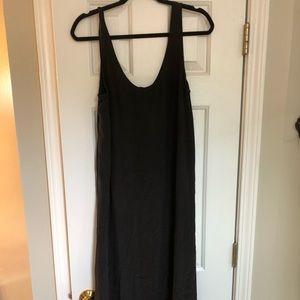 J. Crew silk maxi dress, size M, EUC
